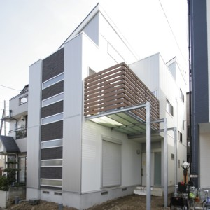 空間を自由に遊ぶデザイナーズ住宅