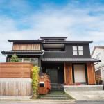 気品と風格。細かな造作も施した高級和モダン住宅