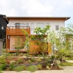自然素材を豊富に用いたおしゃれな和モダン注文住宅